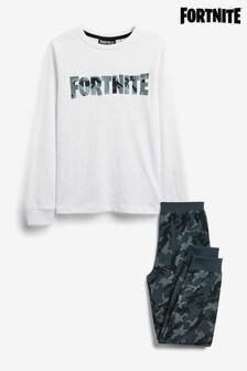 Grey Fortnite Pyjamas (10-16yrs)