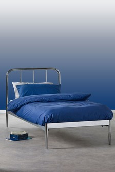 Chroma Single Metal Bed