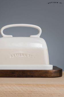 Artisan Street Butter Dish Set