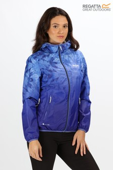 Regatta Blue Leera III Packaway Jacket