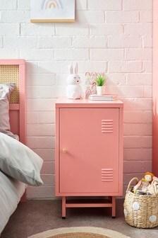 Pink Locker Bedside