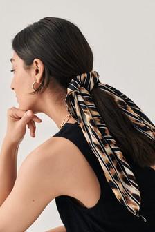 Aela Leopard Hair Scarf