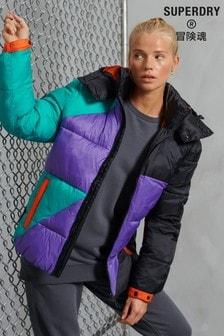 Superdry Unisex Sportstyle Energy Padded Jacket