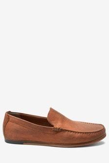 Mens Loafers | Mens Suede Tassel