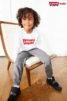 Levi's® Kids Long Sleeve Batwing T-Shirt