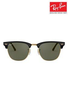 Ray-Ban® Polarised Clubmaster Sunglasses