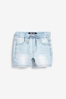 Bleach Jersey Denim Shorts (3mths-7yrs)