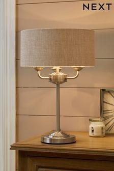 Burford 3 Light Table Lamp