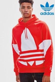 adidas Originals Big Trefoil Pullover Hoody