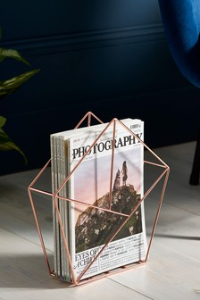 Pentagon Magazine Rack