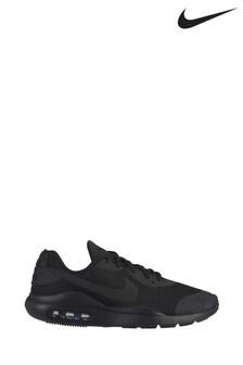 Nike Black Air Max Oketo Youth Trainers