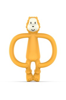 Matchstick Monkey Animal Teether - Ludo Lion