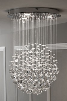Anastasia LED 3 Light Pendant