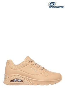 Skechers Natural Uno Stand On Air Trainers