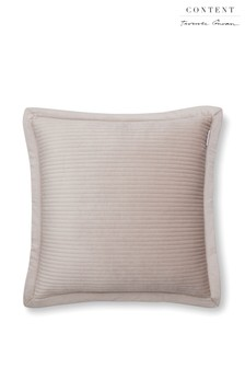 Linear Velvet Cushion by Content by Terence Conran