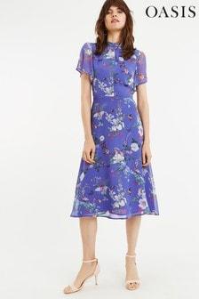 1c737dae6ae9 Buy Women s dresses Casual Casual Midi Midi Dresses Oasis Oasis from ...