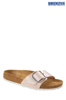 Birkenstock® Rose Big Buckle Madrid Sandals