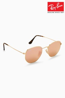Ray-Ban® Hexagonal Sunglasses