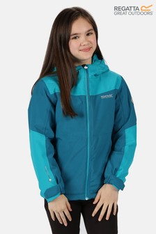 Regatta Blue Junior Highton Padded Jacket