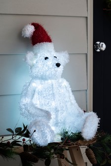 Lit Barnaby Bear