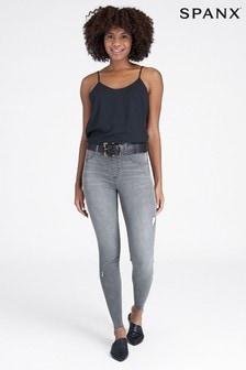 SPANX® Distressed Skinny Jeans