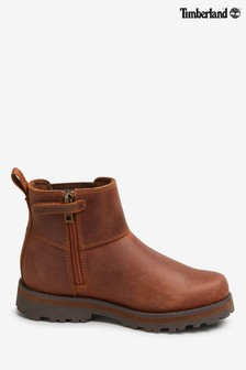 Timberland® Brown Courma Kid Chelsea Boots