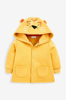 Ochre Tiger Hoodie (0mths-3yrs)