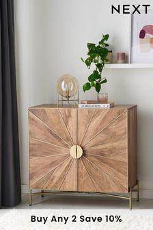 Sunburst Cabinet