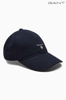 GANT Navy Twill Cap