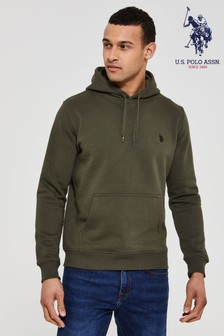 U.S. Polo Assn. Solid DHM Hoody
