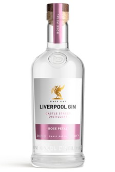 Liverpool Rose Gin 70cl