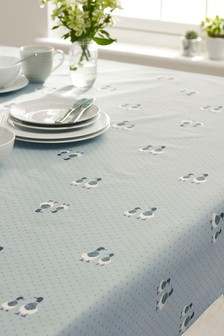 Wipe Clean Tablecloth