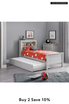 Grey Julian Bowen Harbour Trundle Bed