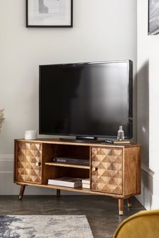 Lloyd Corner TV Unit