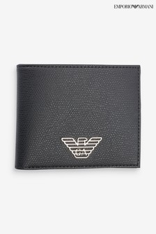 Emporio Armani Black Wallet Gift Box