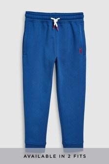 Blue Slim Fit Cuffed Joggers (3-16yrs)
