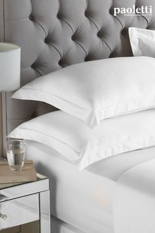 400 Thread Count Egyptian Cotton Pillowcase by Riva Paoletti