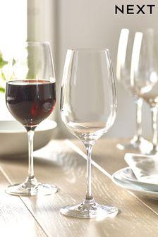 Nova Stemware Set of 4 Red Wine Glasses