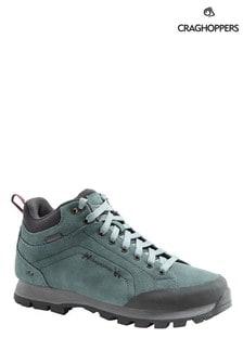Craghoppers Blue Jacara Mid Boots