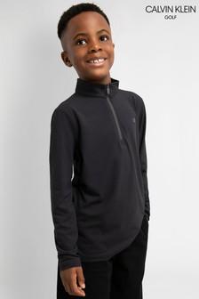 Calvin Klein Golf Newport Junior Half Zip Jumper