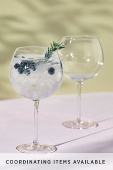 Nova Set of 2 Large Gin Glasses
