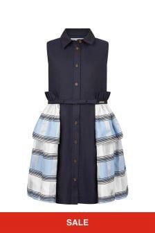 فستان كحلي للبناتRoma