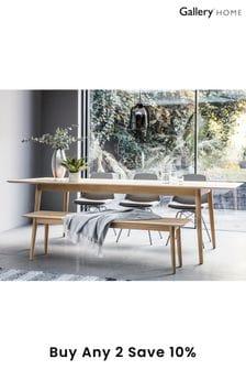 Hudson Living Milano Extending Dining Table