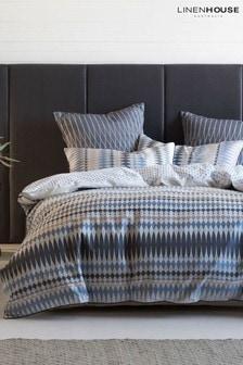 Northbrook Indigo Bedset by Linen House