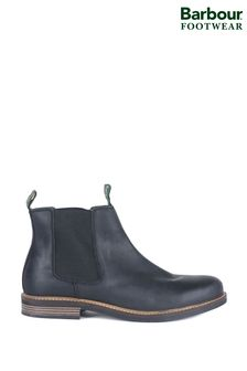 Barbour® Black Farsley Chelsea Boots