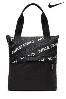 Nike Pro Black Tote Bag