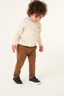 Ginger Stretch Chinos (3mths-7yrs)