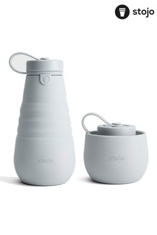 Stojo Natural Collapsible Bottle