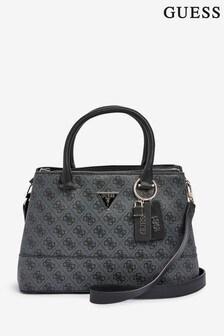 Guess Cordelia Logo Luxury Satchel Bag