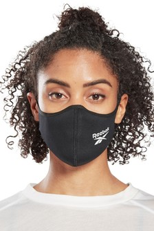 Reebok XS/S Face Covering 3 Pack